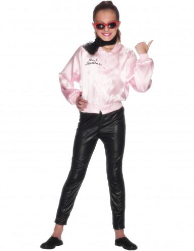 Casaco cor-de-rosa Grease™ menina