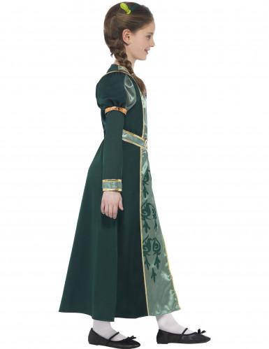 Disfarce Princesa Fiona Shrek™ menina-2