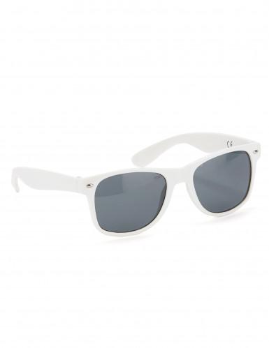 Óculos blues brancos adulto