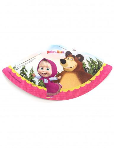 6 Chapéus Masha e o Urso™-1