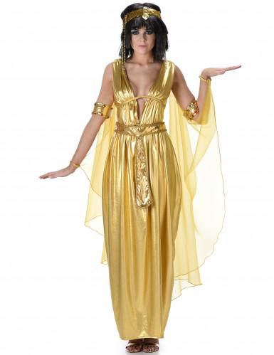 Disfarce de Cleopatra meulher