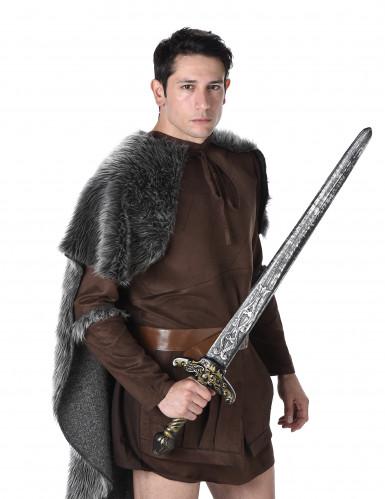 Disfarce príncipe viking homem-1