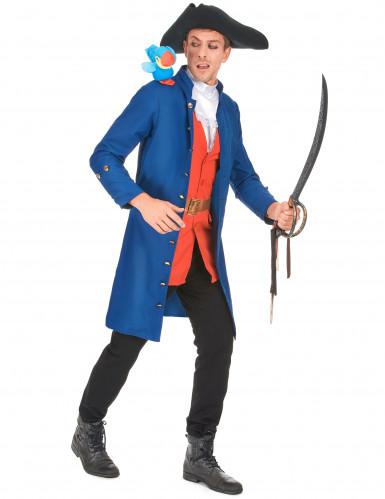 Disfarce capitão pirata homem-1
