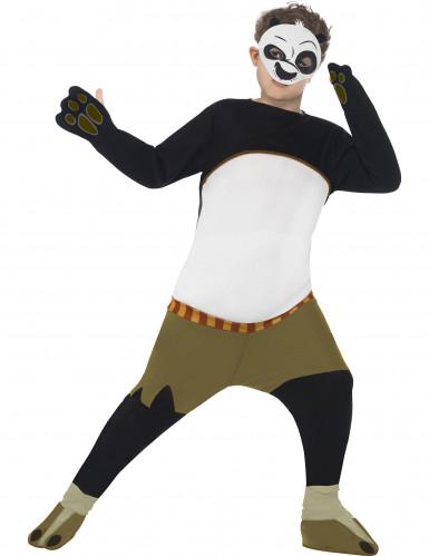 Disfarce do Panda do Kung Fu 3™ para criança