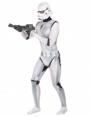 Disfarce Stormtrooper™ zapper adulto Morphsuits™-1