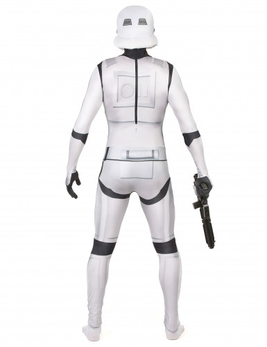 Disfarce Stormtrooper™ zapper adulto Morphsuits™-2