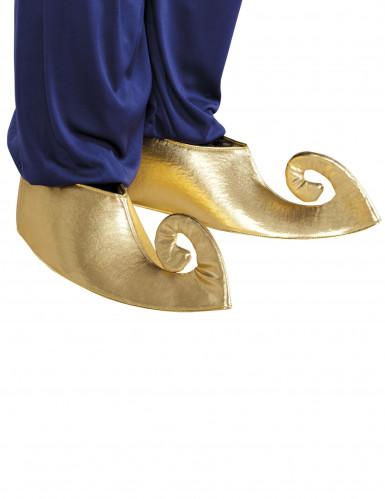 Cobre-sapatos sultão árabe adulto