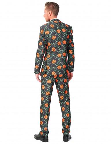 Disfarce Halloween abóbora Suitmeister™ homem-1