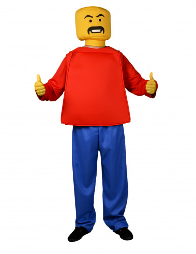 Disfarce de Lego Morphsuits™ adulto