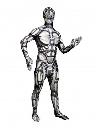 Disfarce Robô Androide adulto Morphsuits™