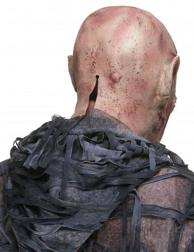 Máscara de látex demónio terrível adulto Halloween-1