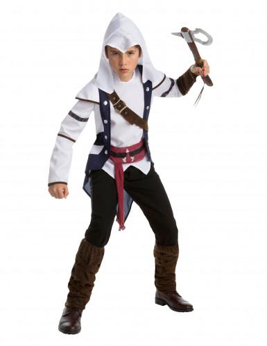 Disfarce clássico Connor- Assassin's Creed™ Adolescente