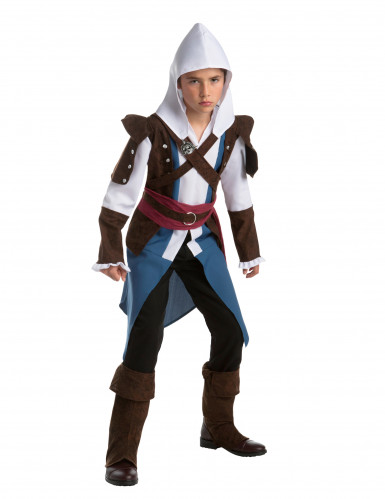 Disfarce clássico Edward - Assassin's Creed Adolescente