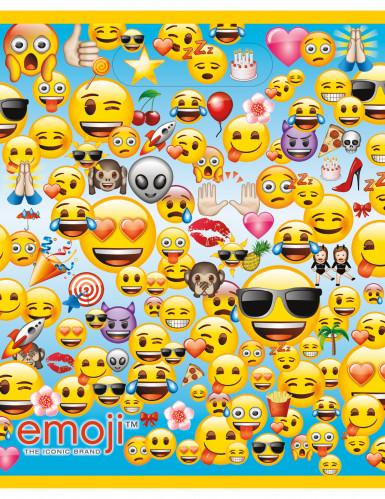 8 Sacos de festa de plástico Emoji™