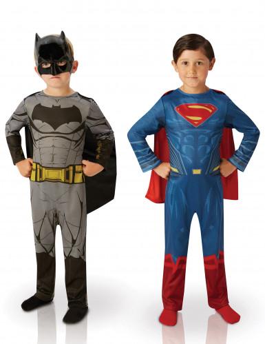 Pack 2 disfarces Batman vs Superman menino - Dawn of Justice™