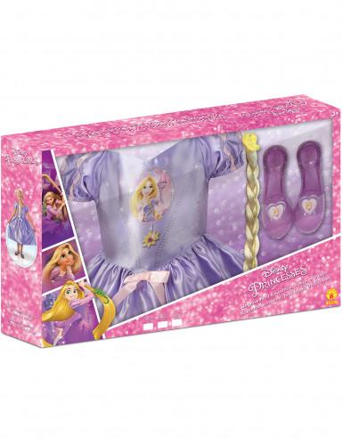 Disfarce princesa Rapunzel™ com acessórios menina-1