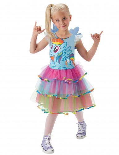 Disfarce clássico Rainbow Dash menina - My Little Pony™
