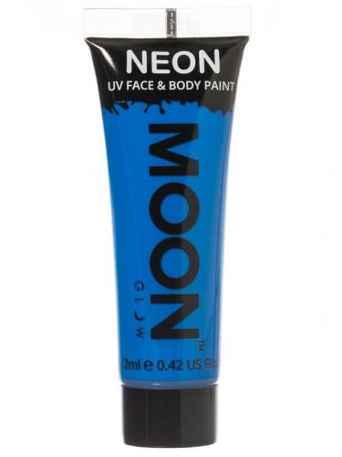 Gel rosto e corpo azul UV 12 mlMoonglow©
