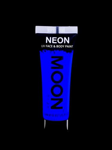 Gel rosto e corpo azul UV 12 mlMoonglow©-1