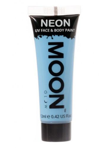 Gel rosto e corpo azul UV Moonglow© 12 ml