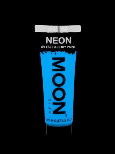Gel rosto e corpo azul UV Moonglow© 12 ml-1