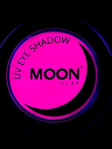 Sombra cor-de-rosa fluo UV 3.5g Moonglow©-1