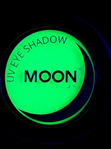 Sombra verde fluo UV 3.5g Moonglow©-1