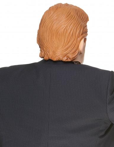 Máscara humorística de látex Donald adulto-1