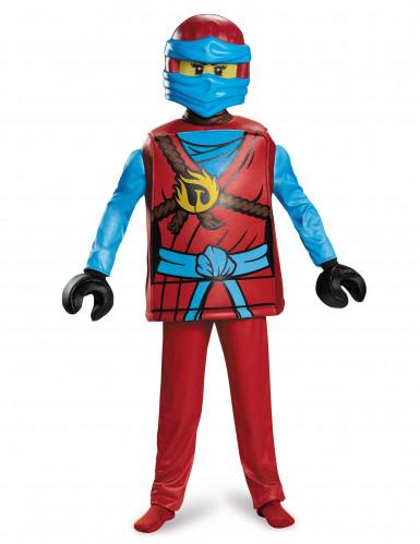 Disfarce de luxo Nya Ninjago® - LEGO® criança-1