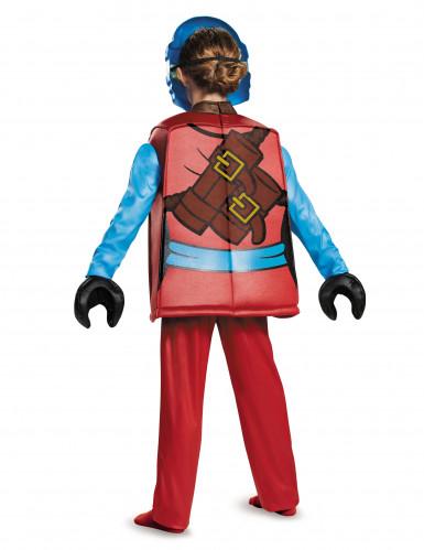 Disfarce de luxo Nya Ninjago® - LEGO® criança-2