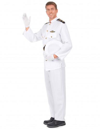 Disfarce Oficial da marinha para homem-1