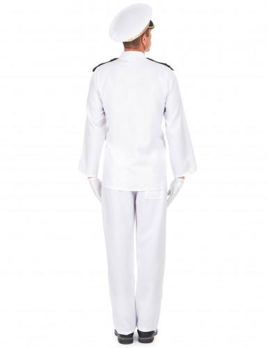 Disfarce Oficial da marinha para homem-2