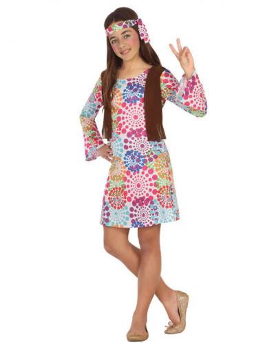 Disfarce Hippie para menina