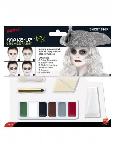 Kit de maquiagem pirata - mulher-1