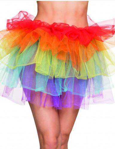 Saiote colorido para mulher