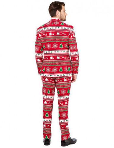 Fato Mr. Winterwonderland homem Opposuits™ Natal-2