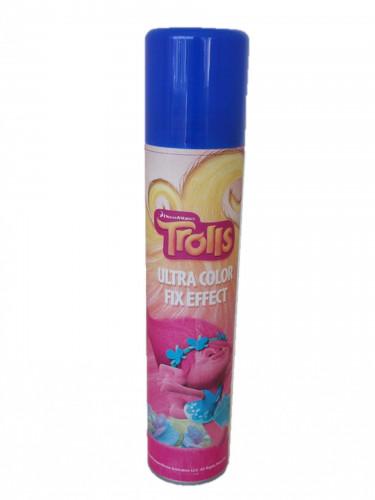 Spray fixante para cabelo azul Trolls™
