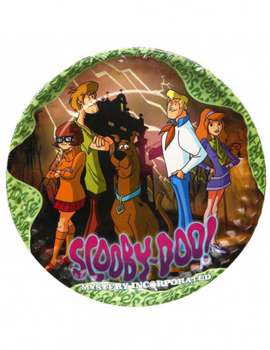 5 Pratos Scooby-doo™