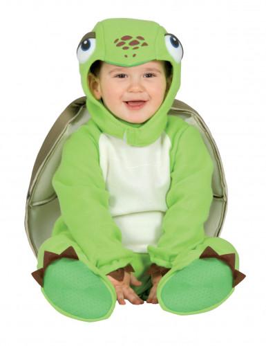 Disfarce Tartaruga para bébé