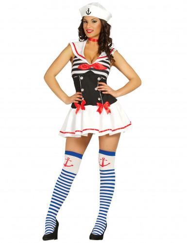 Disfarce marinheiro sexy para mulher