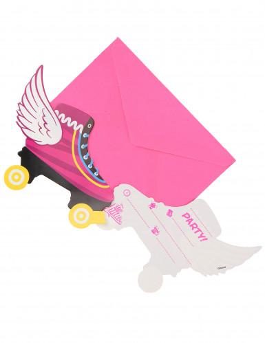 6 Convites e 6 envelopes Soy Luna™