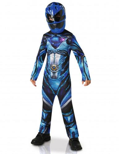 Disfarce Power Rangers™ azul - Filme