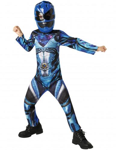 Disfarce Power Rangers™ azul - Filme-1