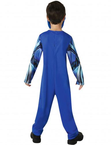 Disfarce Power Rangers™ azul - Filme-2