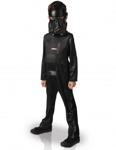 Disfarce clássico Death Trooper™ criança - Star Wars Rogue One™