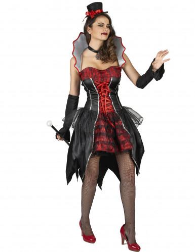 Disfarce condessa Dracula mulher-1