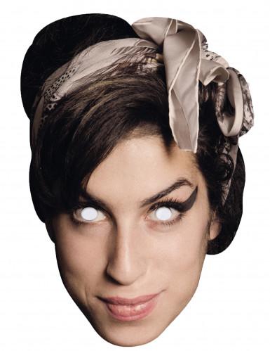 Máscara de cartão Amy Winehouse™