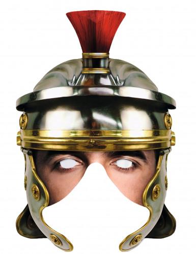 Maske i karton Romersk legionær