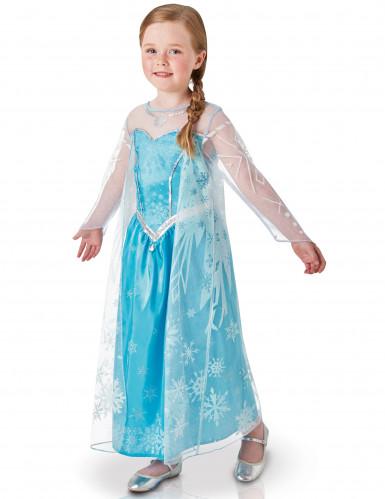 Disfarce luxo Elsa Frozen™