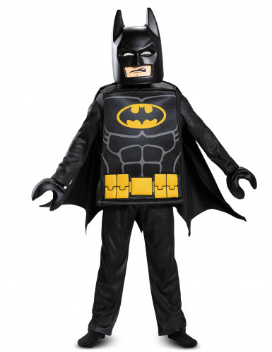 Disfarce de luxo Batman LEGO® Movie criança